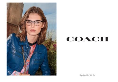 Coach designer eyeglasses