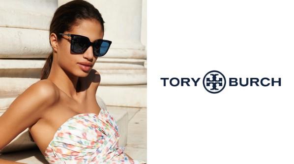 Tory Burch designer eyeglasses