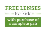 pearle vision offer - Free Lenses for Kids