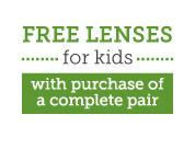 pearle vision offer - Free Lenses for Kids