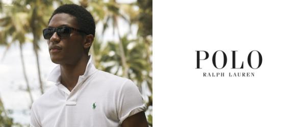 Gafas de diseñador Polo