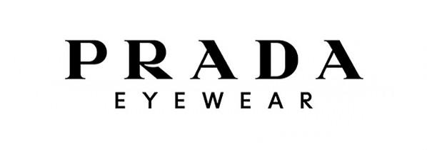 Prada designer eyeglasses