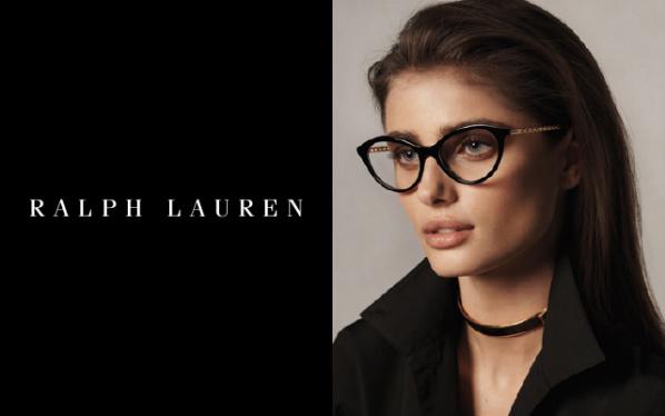 Ralph Lauren designer eyeglasses